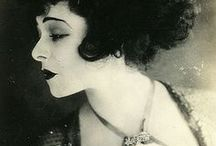 Alla Nazimova / She was born Marem-Ides Leventon (Russian name Adelaida Yakovlevna Leventon). Nazimova's private life has long been the subject of industry gossip. A known bisexual, she is credited with having originated the phrase 'sewing circle' as a discreet code for lesbian or bisexual actresses. Born - June 3, 1879 Yalta, Crimea    Died - July 13, 1945 (aged 66) Los Angeles, CA Cause of death - Coronary thrombosis