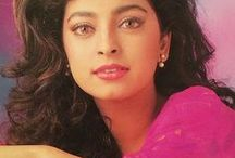 Juhi Chawla / Juhi Chawla is an Indian actress, model, film producer, and was crowned Miss India in 1984. Chawla has worked predominantly in Hindi language films, in addition to Punjabi, Tamil, Kannada, Malayalam, Telugu, and Bengali films. A top leading actress in the late 1980s, 1990s and early 2000s, she has garnered particular praise for her comic timing and vivacious on-screen persona. She married industrialist Jay Mehta in 1995 and has two children. Born - November 13, 1967 Ambala, Haryana, India