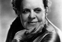 Marie Dressler / Born Leila Marie Koerber, Marie Dressler was a Canadian-American stage and screen actress, comedian, and early silent film star. In 1914, she was in the first full-length film comedy and later won the Academy Award for Best Actress in 1931. Despite her age and weight, she became one of the top box office draws of the sound era. Born - November 9, 1868 Ontario, Canada Died - July 28, 1934 (aged 65) Santa Barbara, CA Cause of death - Cancer