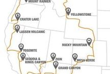 Bucket List of National Parks
