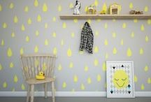 Kids room / by Therese Eklund