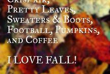 Fall Y'all! / by Amanda Mallard