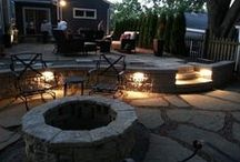 Landscaping Designs & Hardscape Ideas / by GreenScapes Garden Center & Landscape Co.