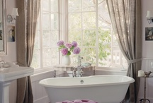 bathrooms / by Victoria White