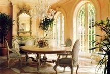 Interior design / by Cynthia Aldrich