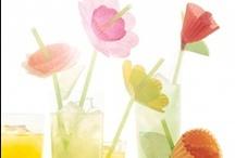 Refreshments / Drinks / by Cynthia Aldrich
