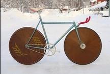 bikes / by Sandra Liberal