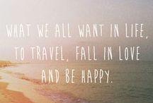 Travel: Life's wishlist