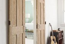 Doors/Windows/Walls/Floors / by Thera