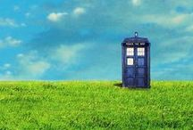 Doctor Who<3 / by Lisa Wallace