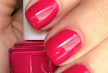 Beauty / Essie Finger Nail Polish and Hair Dos