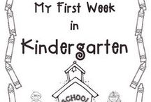 Kindergarten / by Tabitha Roberts