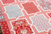 Pleasing Pieced Quilts / Pinterest is just the perfect answer to how best to gather all the inspiring quilts in one place! / by Elise Buhn
