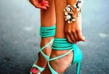 Shoes, Shoes, Shoes  / Shoes that are strut worthy