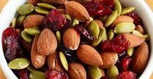 Nuts, Seeds and Trail Mix / All seeds, nuts blends and trail mix recipes