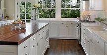 Dream Kitchens / Kitchens I Love