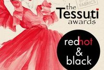 Ideas for red dress - tessuti awards / for 2013 comp