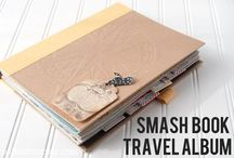 Smashbooking & Project Life / Smashbook scrapbook / by Carolynn Hunter