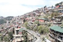 I love my Simla / About my childhood home town Simla, now they call it Shimla !