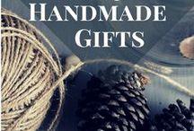 ručně vyrobené dárky