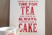 Tea Time / by Robin Lenover