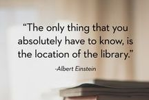 About Reading / The most inspirational quotes about getting lost in the world of books