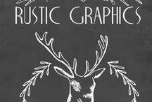 Grafika, fonty