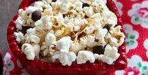 Popcorn / Our favorite snack!