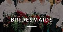 Bridesmaids Dresses / Ideas for bridesmaids dresses and skirts. Wedding style Inspiration