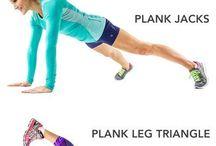 cvičenie - nohy