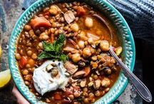 Soups & Stews / Soup's on! These delicious and yummy soup recipes keep you warm all year long.