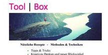 Business Tool-Box / Tool-Box: Business Methoden & Techniken, Vergleiche, Analysen, Kreativitätstechniken, Entscheidungshilfen