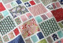 Quilting Patterns / Quilts are such labors of love!  Maybe one day I'll tackle one!  Until then I'll gather some ideas! Applique, double wedding ring, rag, scrap, fat quarters, stitches, patterns, learn, tools, sewing machines, diy.