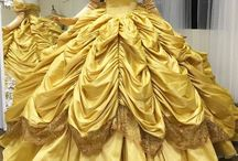 Belle costume ideas for book week