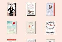 Books for Creative Entrepreneurs / Great books that every creative or entrepreneur should read to make the most of their craft. For creative business owners, bloggers, freelancers, boss babes, girl bosses, and online entrepreneurs.