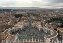 RZYM / 4.02.2017 roku pojechałam do Rzymu. Zdjęcia na tej tablicy są moje!