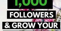 How to Gain Instagram Followers / How to gain Instagram followers, get 10k Instagram followers, when to post, what to write in your Instagram bio, Instagram marketing tips, get your first 1000 Instagram followers, and how to make money on Instagram.