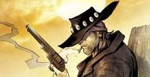"""Xander Vein (The Outlaw) / """"God Created Men and Sam Colt Made Them Equal!"""""""