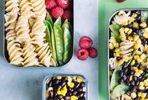 Lunchbox Ideas / lunchbox and bento ideas for toddlers, kids, and adults. Mostly nut-free school lunches.