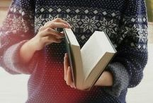 {nose in a book} / ~good readin'~
