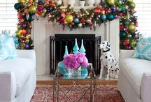 Christmas Mantels / by Emily K