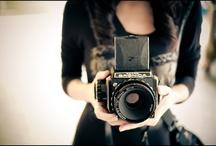 Camera Love / by Cory Blyth