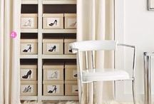 Storage & Organize / Display ideas,Storage,Organize,Dressing Rooms