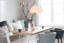 ♡ Home / ★ Interior inspiration - Home decor - Living rooms ★