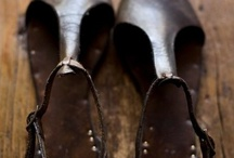 Shoe closet... / by Lise 'La Skoggina' Hviid
