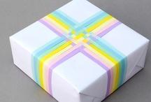 gift ideas / by Michelle Sherlow