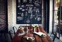 Decor: Kitchen & Dining places / by Jennifer Yuan