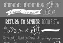 Printables / by Rebecca Sellers