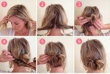 Hair / by Cadi Hunsaker