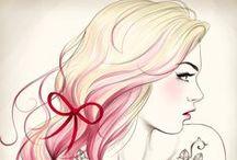 Illustrations / by Maira Spilack